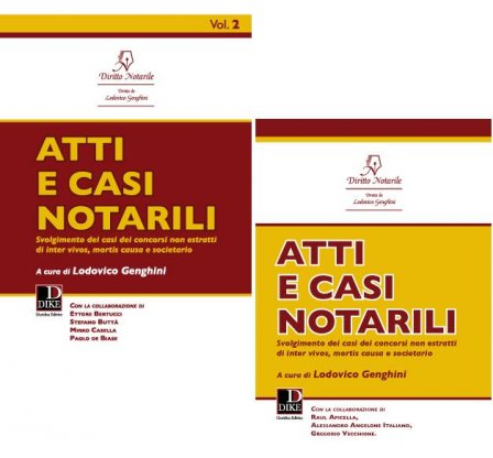 Atti e Casi notarili - Kit vol. 1 + 2
